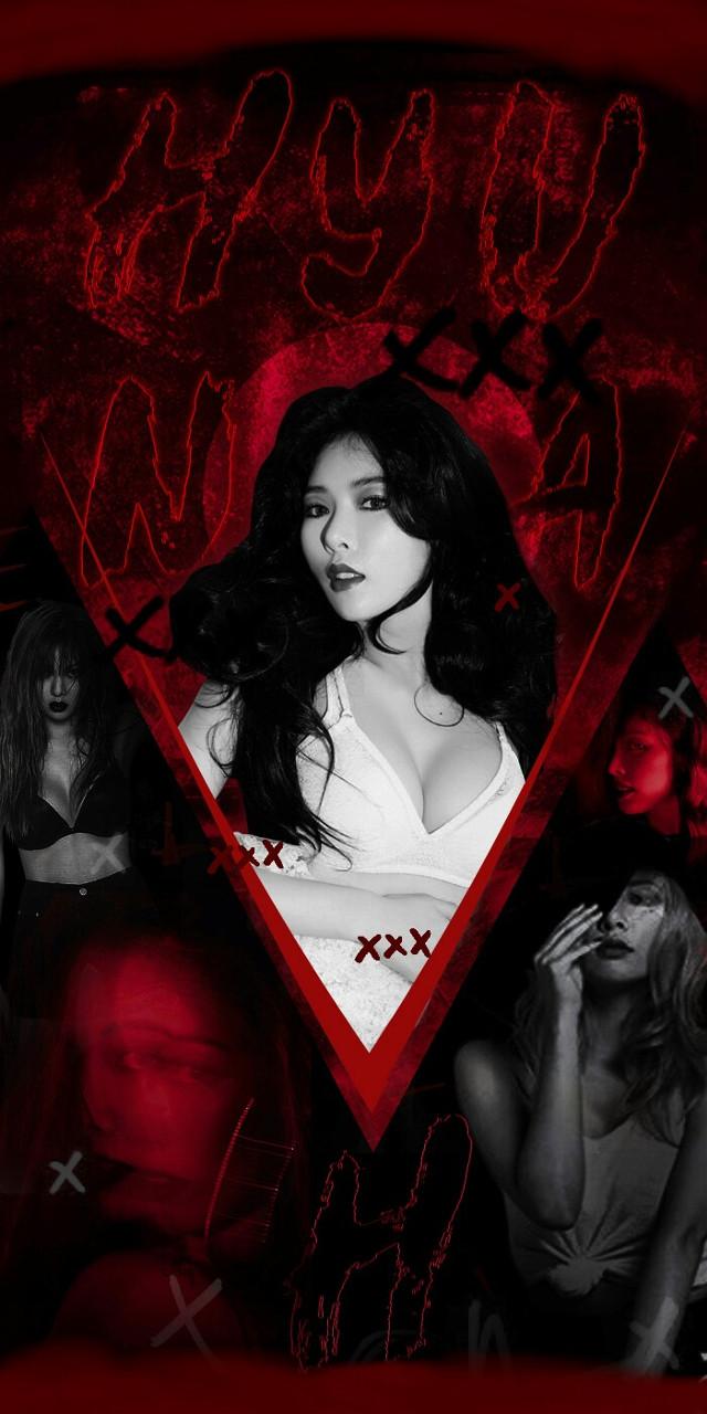 #Kpop#Edits#Hyuna#hyuna#4minute