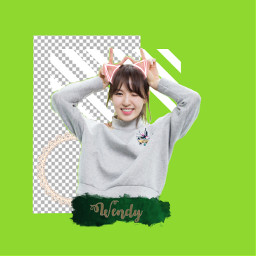 freetoedit wendy kpop kidol redvelvet