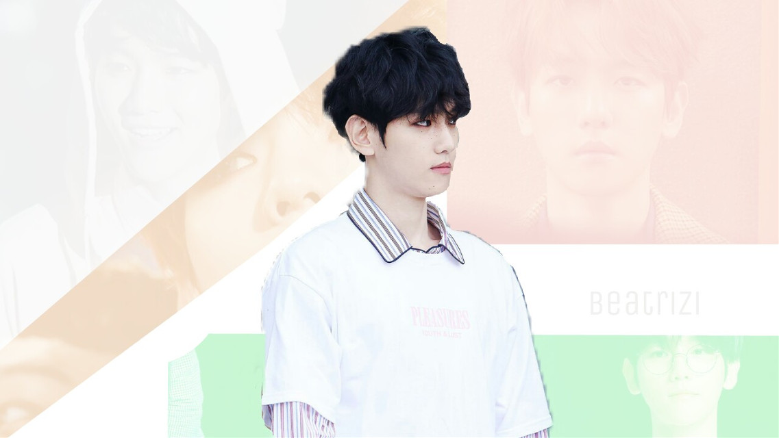 #Kpop#Edits#Baekhyun#Utt