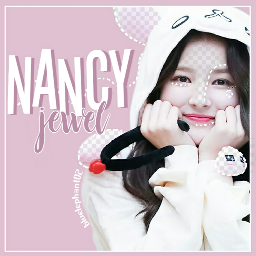 FreeToEdit nancy nancyjewel nancymomoland momolandnancy kpopedit