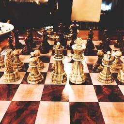 chessboard chesspieces