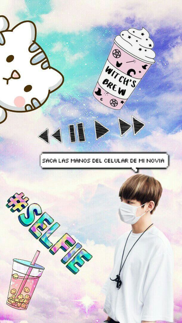 Wallpaper Meme Kpop Kpopidol Kpopbands Bts Dna Exo Supe