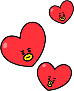 Popular And Trending Bt21 Stickers On Picsart