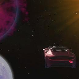 freetoedit car sun space moon