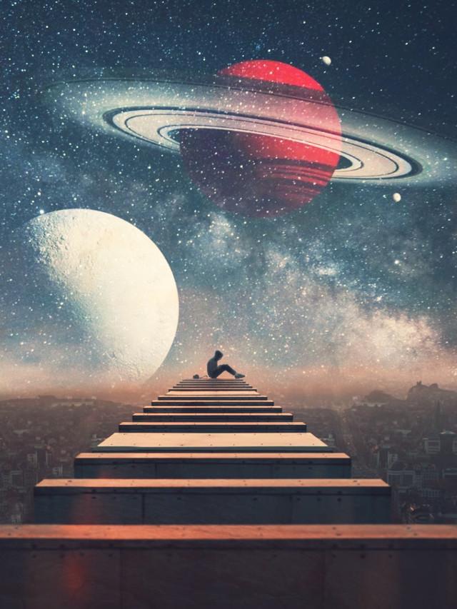 #freetoedit #myedit #edit #surreal #space