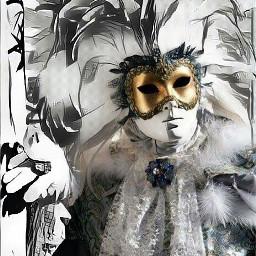 carnaval disfraz mascaras freetoedit@lourdespardo freetoedit