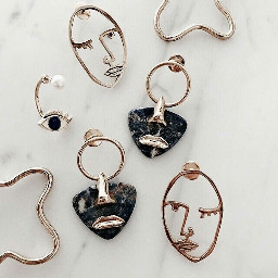 earrings earring earringsoftheday jewelry fashion freetoedit
