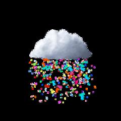 cloud confetti colorful newbrushes remixit freetoedit