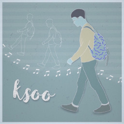dokyungsoo exo kyungsoo DO mydrawing art kpop