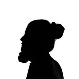 freetoedit dailyremix manbunmonday beard illusion