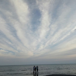 photography nature beach sky