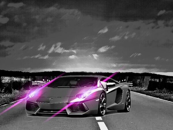Cars Lamborghini Remix Background