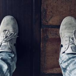freetoedit photography divided shoes nike