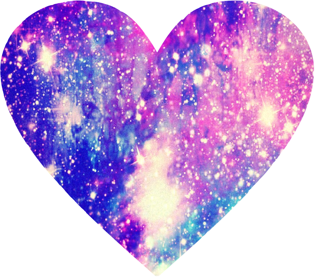 heart galaxy galaxyheart ftestickers ftesticker light...