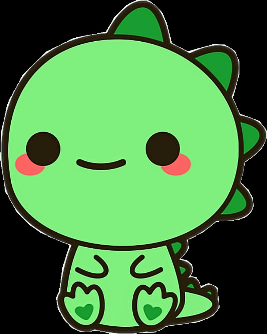 Top 9 Best Derpy Animal Stickers 2019: Dragon Dinosaur Green Cute Kawaii Animal Nature Paw Din