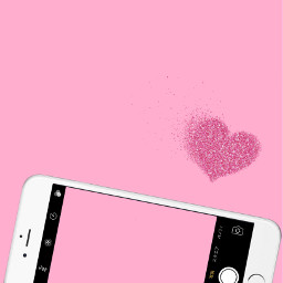 freetoedit heart rose pink cute