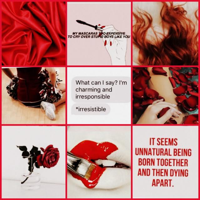 Cheryl Blossom asthetic ❤️ #cherylblossom #redhair #riverdale #red #asthetic #riverdaleedits