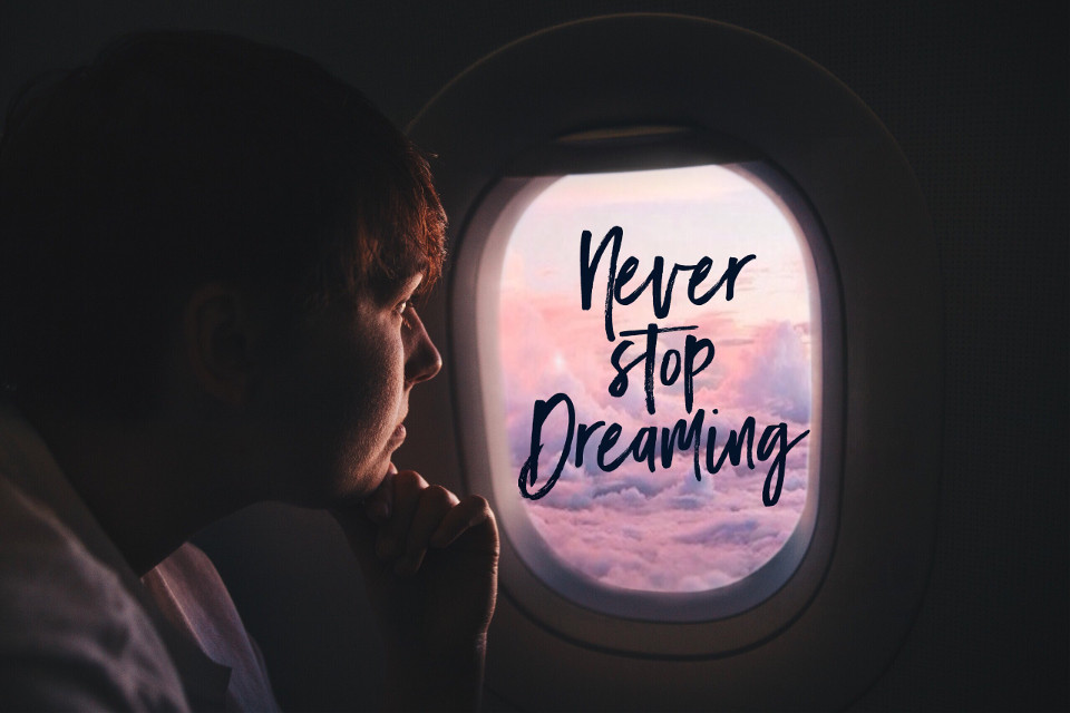 The possibilities are truly endless when you believe in your dreams. Special thanks to artist @_cate_ for editing the pic by @bls16 and @freetoedit, and giving us our daily dose of inspiration! Be artsy by creating and uploading your own motivational masterpiece! #Motivation #Dream #Believe #Window #FreeToEdit