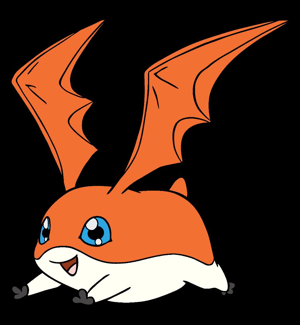 Digimon Patamon Freetoedit