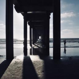 sandiego california pier beach photography