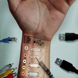 freetoedit usb robot robotic