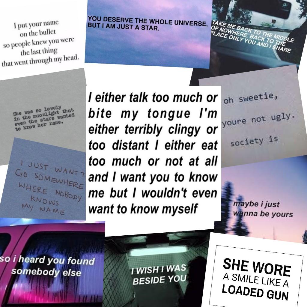 aesthetic quotes sad crush