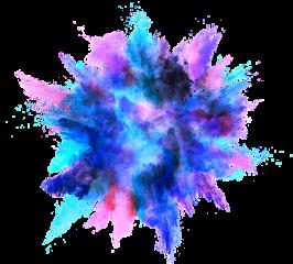 explosion colorpowder dust colorsplash effect freetoedit