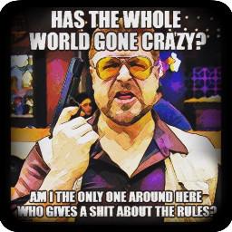 biglebowski rules