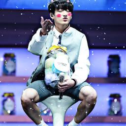 jungkook cuteedit cute fluffy freetoedit