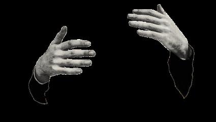hands embrace freetoedit
