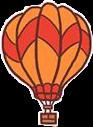 hotair balloon travel sky hotairballoon freetoedit