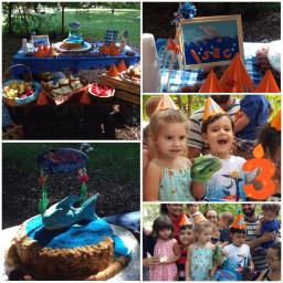 isacfez3 picnicdotubarão kidspicnic kidsparty