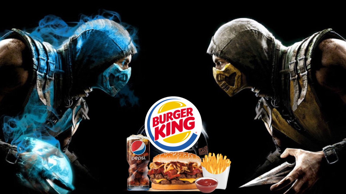 #Burgerking #mortalkombat #kombo