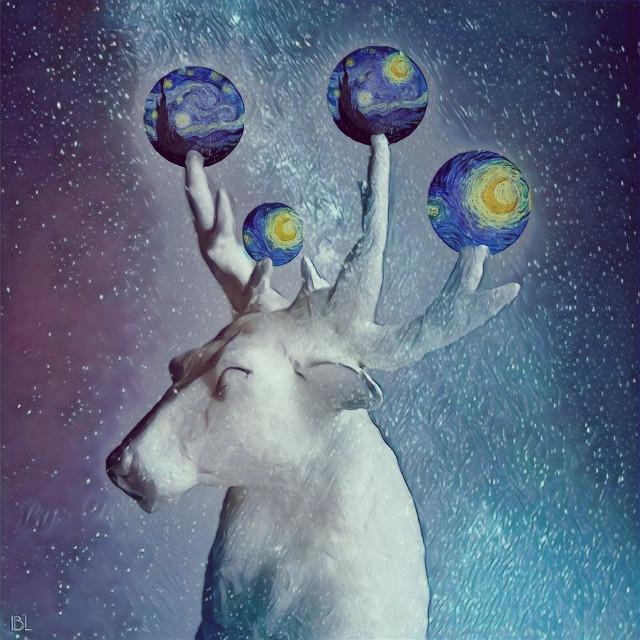 #freetoedit #starrynightremix #vangoghart #remix #colorful #remixme #remixit #magiceffect #artfullyadded #madewithpicsart #editedbyme #mystickers #vangogh