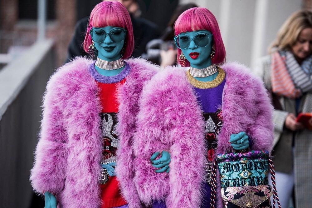 #freetoedit #fashionweek #moschino #inspired #pink #fashion