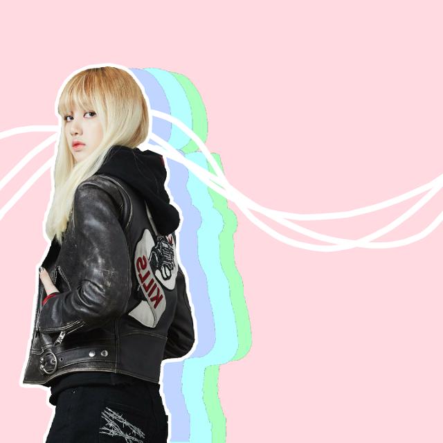 #블랙핑크 #리사 #kpop #edit #BLΛƆKPIИK#BlackPinkLisa #Idol #Corea