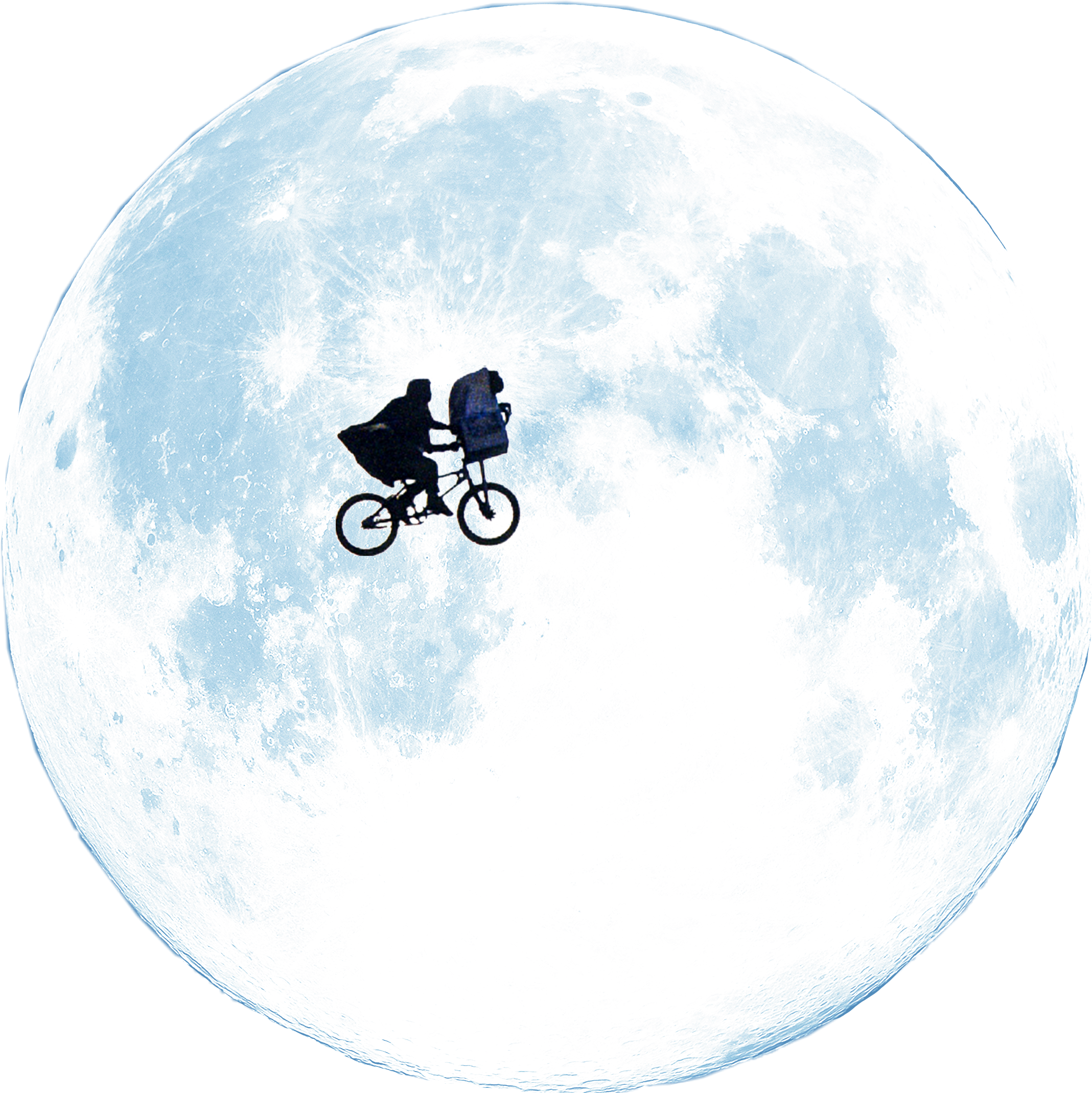 Et Ettheextraterrestrial Moon Bike Alien