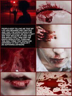 photos blood fetish