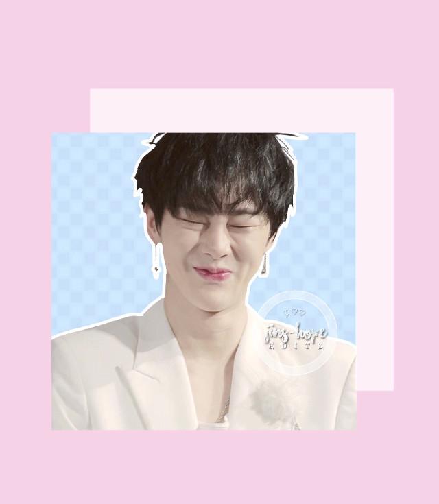 happy birthday to my mans hyunbin 💕💘💗💕  requests are closed!  #jbj #kwonhyunbin #hyunbin #jbjhyunbin #kpop #pastel #edit #kpopedit