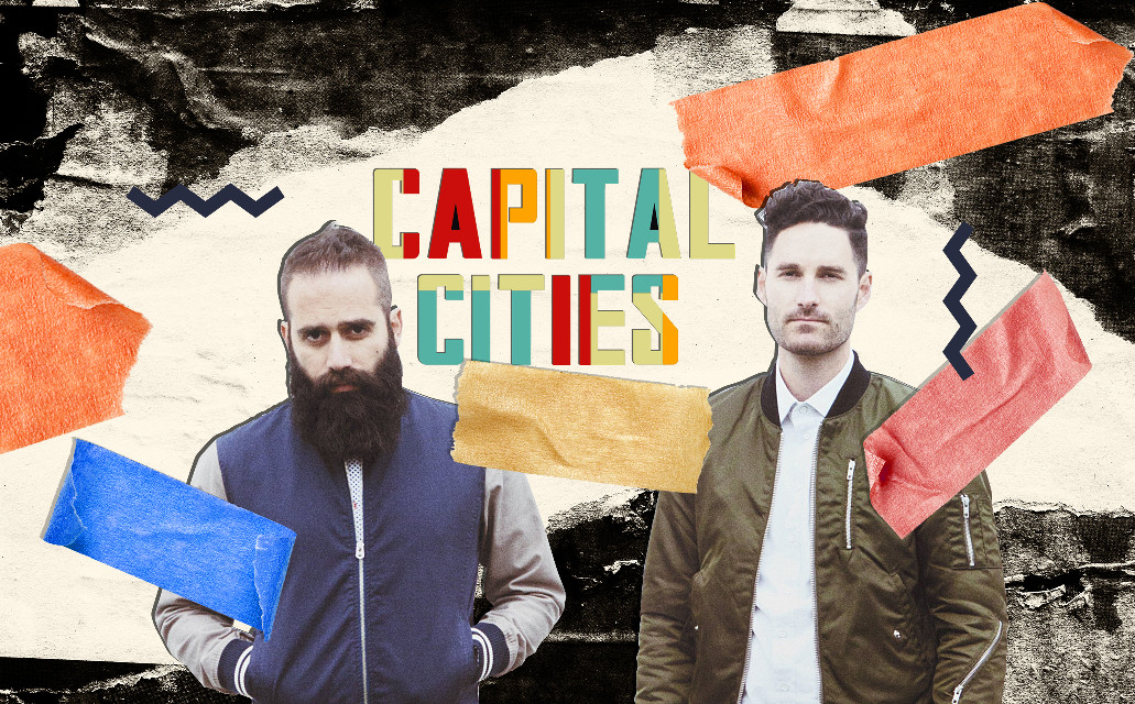 #sebusimonian #capitalcities #music #design #graphicdesign #art #portrait #safeandsound