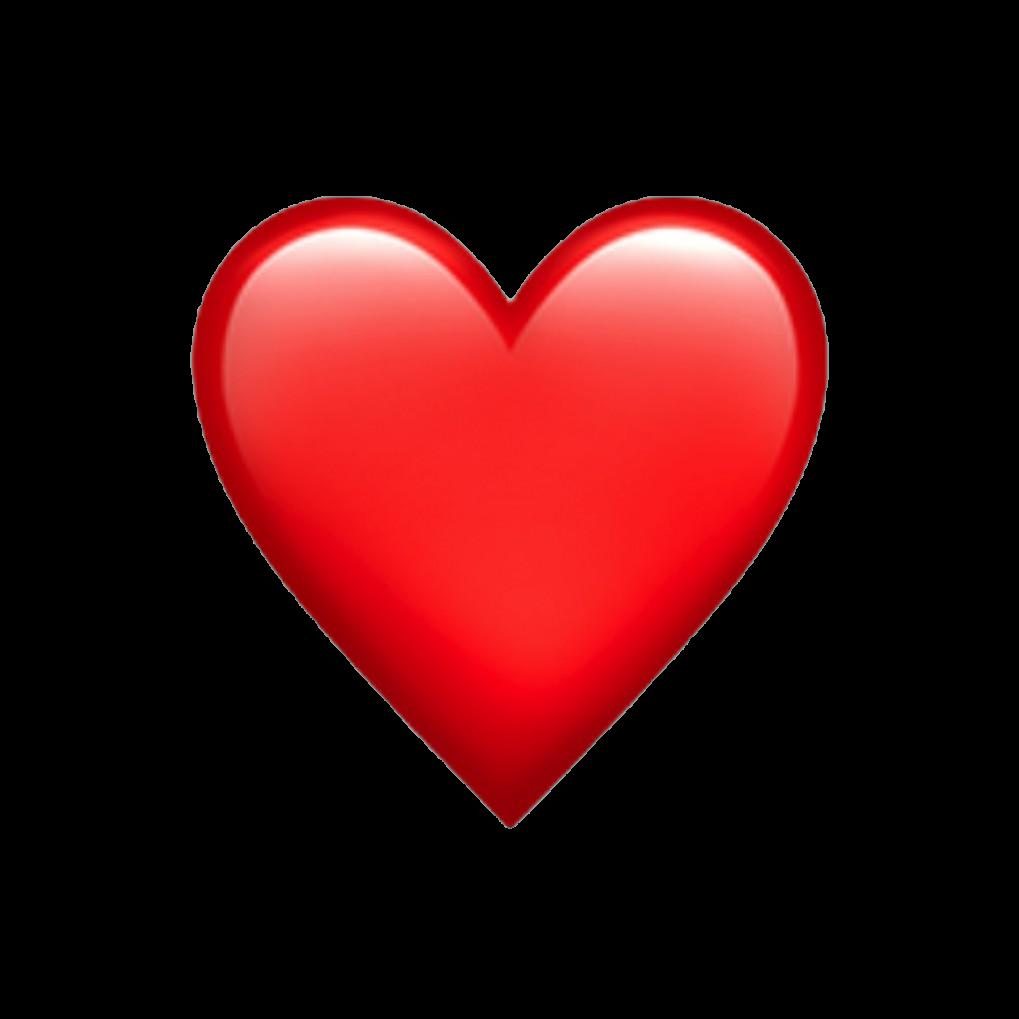 Iphone Emoji Heart IOS emoji emoji iphone...