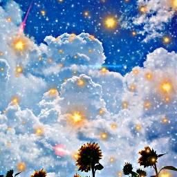 freetoedit estrellas estrellafugaz estrellasenelcielo nubeslocas