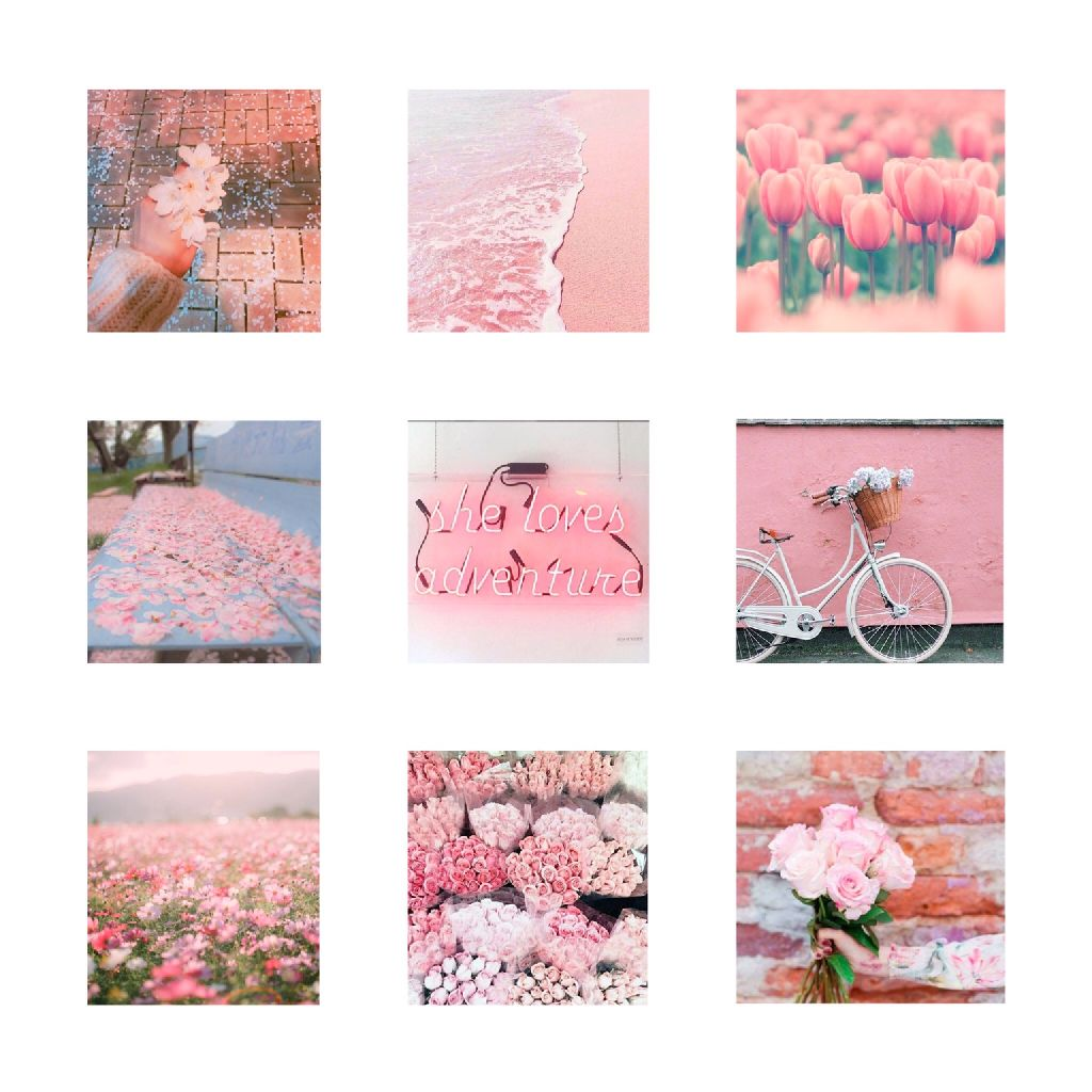 Spring Aesthetic Spring Pink Flowers Tumblr Aesthetic