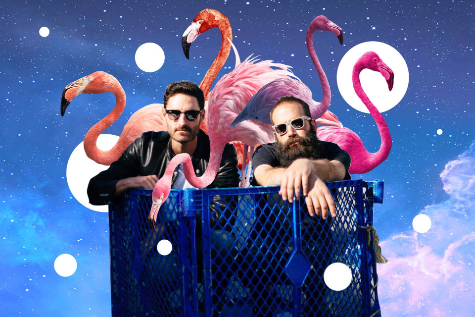 """So proud to see my design used in @capitalcities latest video clip """"My name is Mars"""" and also as a profile and cover picture on their YouTube channel, Facebook and other social pages. Guys, I love you. 😍 And also big thanks to @PicsArt for the opportunity ❤️ #capitalcities #design #picsart #madewithpicsart #picoftheday Capital Cities! 🤩🤩🤩🙌 #capitalcities #freetoedit #ecgodsandgalaxies #godsandgalaxies"""