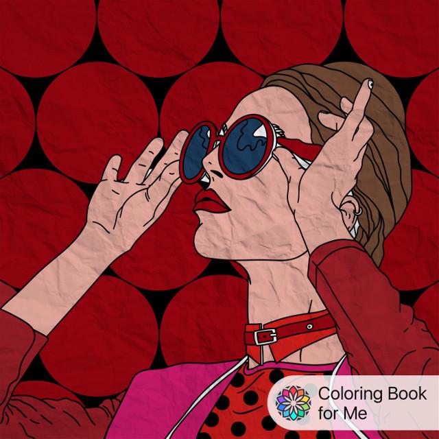 #coloringbookforme