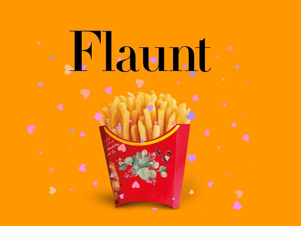 #freetoedit 👉🏼 #Fries #Flaunt 🤡 @pa