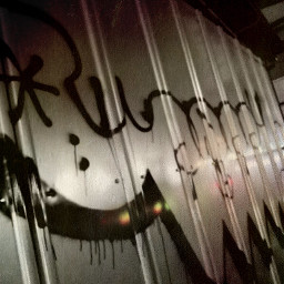 graffiti route254 neighborhood japan