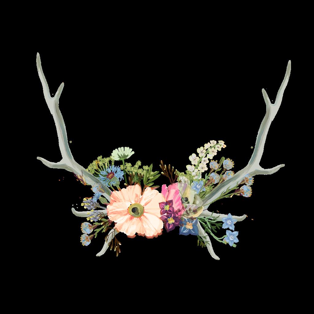 Deer tumblr aesthetic flowercrown fawn ear ears antler deer tumblr aesthetic flowercrown fawn ear ears antler izmirmasajfo
