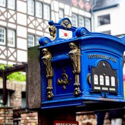 travel mailbox