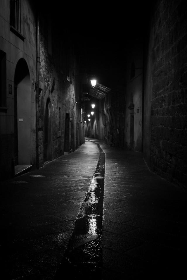 #sarteano #tuscany #blackandwhite #city #italy
